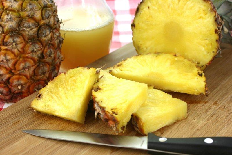 dieta solo ananas 2 giorni