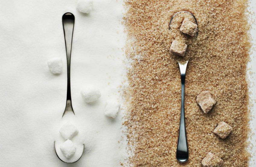 zucchero bianco vs zucchero di canna