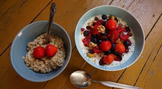 La Crema Budwig a colazione
