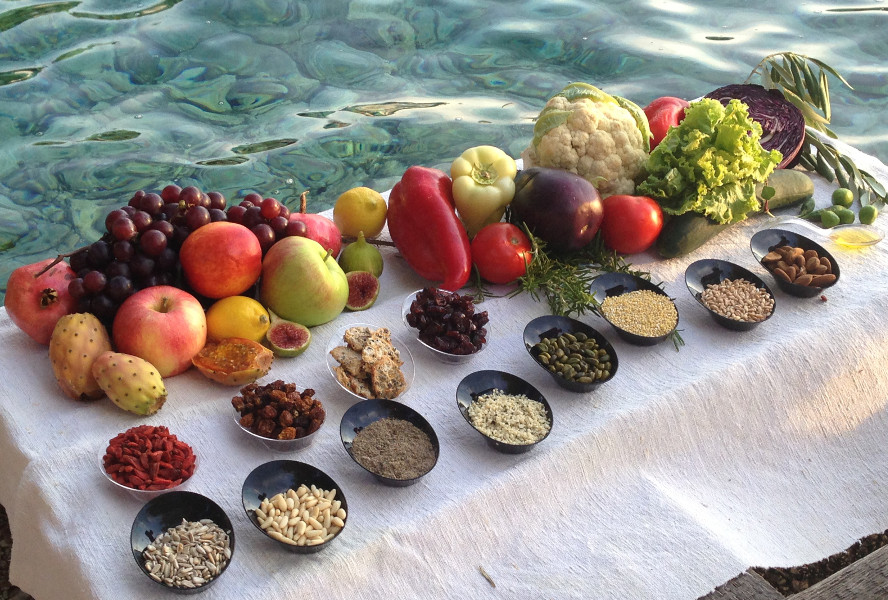 dieta senza glutine bacche e semi